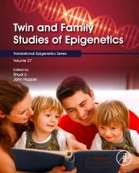 Twin and Family Studies of Epigenetics, Volume 27