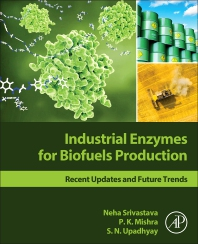 Cover image for Industrial Enzymes for Biofuels Production