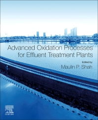 Cover image for Advanced Oxidation Processes for Effluent Treatment Plants