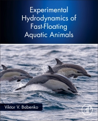 Cover image for Experimental Hydrodynamics of Fast-Floating Aquatic Animals