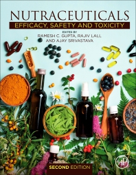 Nutraceuticals - 2nd Edition - ISBN: 9780128210383, 9780128212462