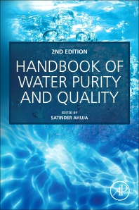 Handbook of Water Purity and Quality - 2nd Edition - ISBN: 9780128210574, 9780323851381