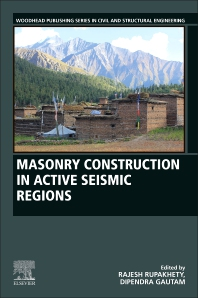 Cover image for Masonry Construction in Active Seismic Regions