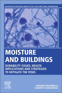 Cover image for Moisture and Buildings