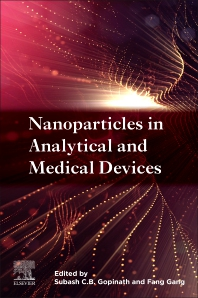 Cover image for Nanoparticles in Analytical and Medical Devices
