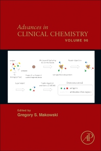 Cover image for Advances in Clinical Chemistry