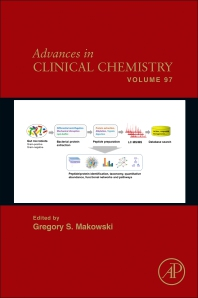 Advances in Clinical Chemistry - 1st Edition - ISBN: 9780128211670, 9780128211717