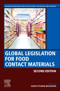 Cover image for Global Legislation for Food Contact Materials