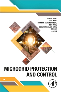 Cover image for Microgrid Protection and Control