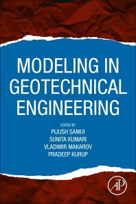 Cover image for Modeling in Geotechnical Engineering