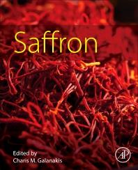 Saffron - 1st Edition - ISBN: 9780128212196, 9780128216132