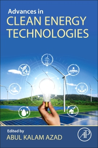 Cover image for Advances in Clean Energy Technologies