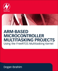 Cover image for ARM-Based Microcontroller Multitasking Projects