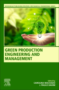 Cover image for Green Production Engineering and Management