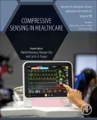 Cover image for Compressive Sensing in Healthcare