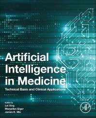 Cover image for Artificial Intelligence in Medicine