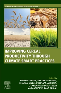 Cover image for Improving Cereal Productivity through Climate Smart Practices
