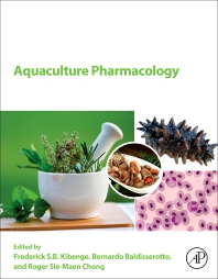 Cover image for Aquaculture Pharmacology