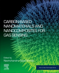 Cover image for Carbon-based Nanomaterials and Nanocomposites for Gas Sensing