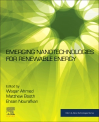 Cover image for Emerging Nanotechnologies for Renewable Energy