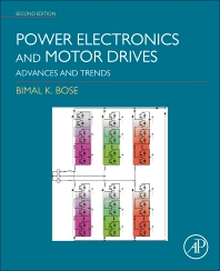 Cover image for Power Electronics and Motor Drives