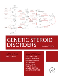 Genetic Steroid Disorders - 2nd Edition - ISBN: 9780128214244