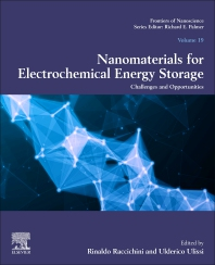Cover image for Nanomaterials for Electrochemical Energy Storage