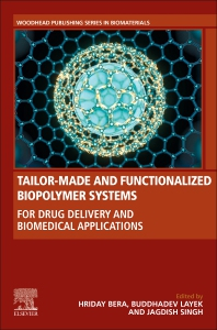 Cover image for Tailor-Made and Functionalized Biopolymer Systems