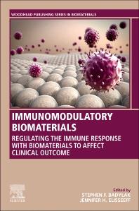 Cover image for Immunomodulatory Biomaterials