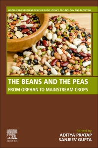 Cover image for The Beans and the Peas