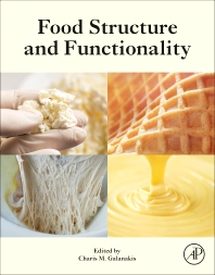Cover image for Food Structure and Functionality