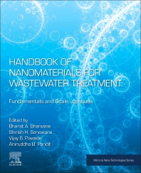 Handbook of Nanomaterials for Wastewater Treatment - 1st Edition - ISBN: 9780128214961