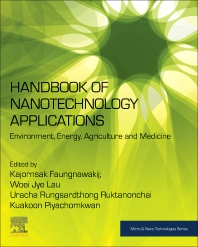 Cover image for Handbook of Nanotechnology Applications