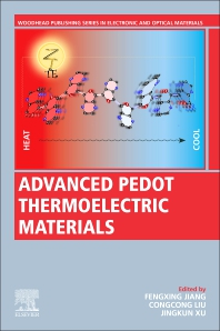 Cover image for Advanced PEDOT Thermoelectric Materials