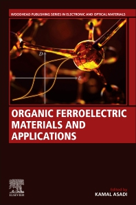 Cover image for Organic Ferroelectric Materials and Applications