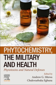 Cover image for Phytochemistry, the Military and Health