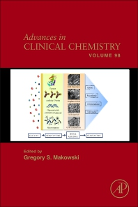 Advances in Clinical Chemistry - 1st Edition - ISBN: 9780128215586, 9780128215593