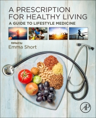 Cover image for A Prescription for Healthy Living