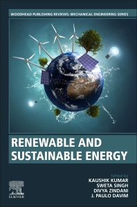 Cover image for Renewable and Sustainable Energy