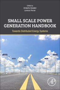 Cover image for Small Scale Power Generation Handbook
