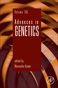 Advances in Genetics - 1st Edition - ISBN: 9780128216859