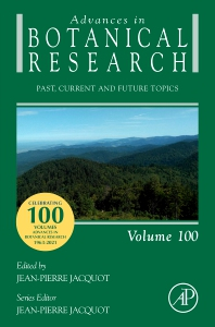 Cover image for Advances in Botanical Research