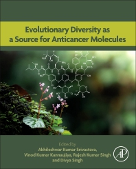 Cover image for Evolutionary Diversity as a Source for Anticancer Molecules