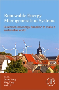 Cover image for Renewable Energy Microgeneration Systems