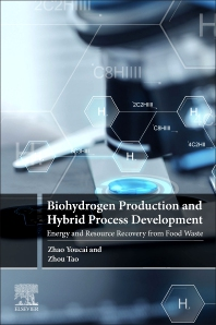 Cover image for Biohydrogen Production and Hybrid Process Development