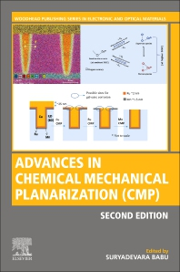 Cover image for Advances in Chemical Mechanical Planarization (CMP)