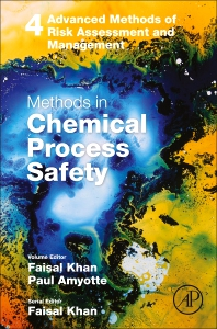 Cover image for Methods in Chemical Process Safety