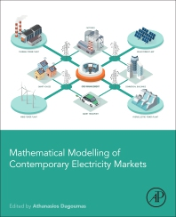Cover image for Mathematical Modelling of Contemporary Electricity Markets