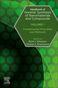 Cover image for Handbook of Greener Synthesis of Nanomaterials and Compounds