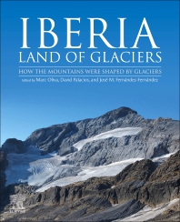 Cover image for Iberia, Land of Glaciers
